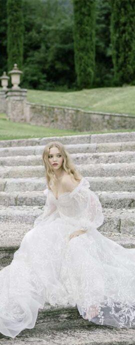 Rebecca la Sposa - Monique Lhuillier