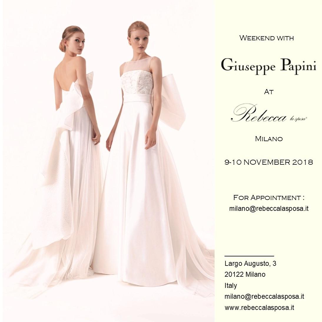 Giuseppe Papini 9/10 Novembre 2018