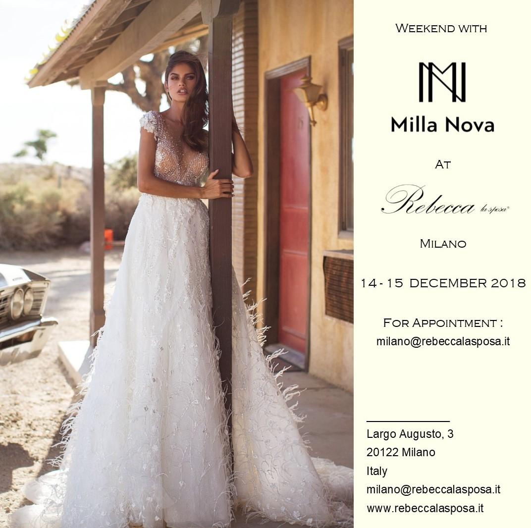 Milla Nova 14/15 Dicembre 2018