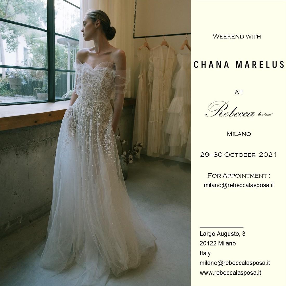 Rebecca La Sposa - Chana Marelus