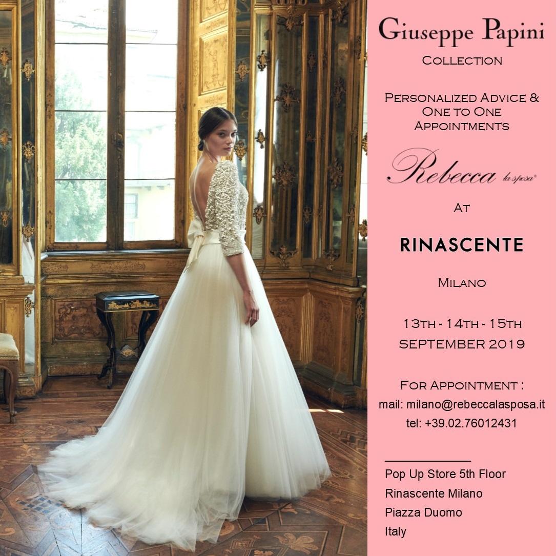 Rebecca la sposa - Giuseppe Papini 13-14-15 Settembre 2019