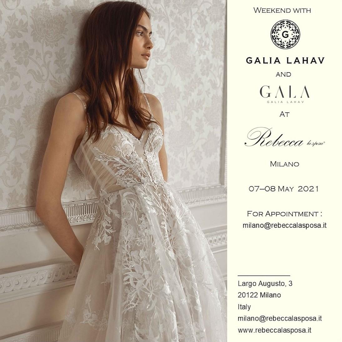 Rebecca La Sposa - Galia Lahav