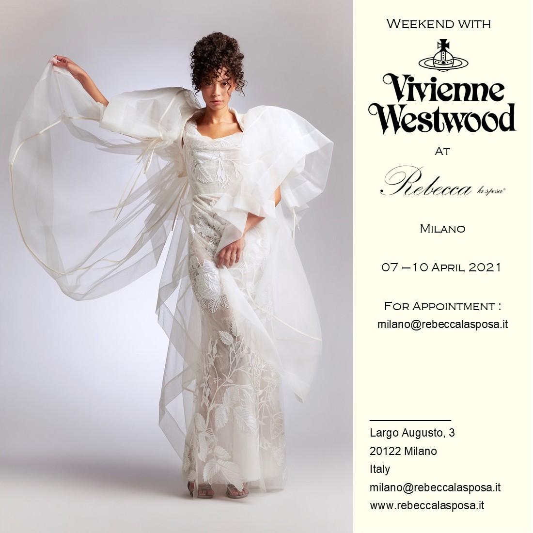 Rebecca La Sposa - Vivienne Westwood